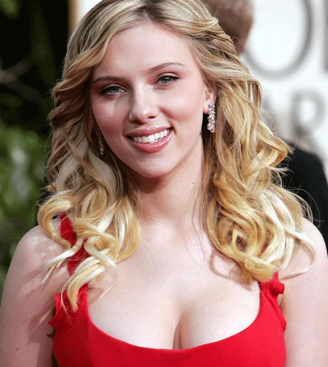 Scarlett Johansson Resimleri