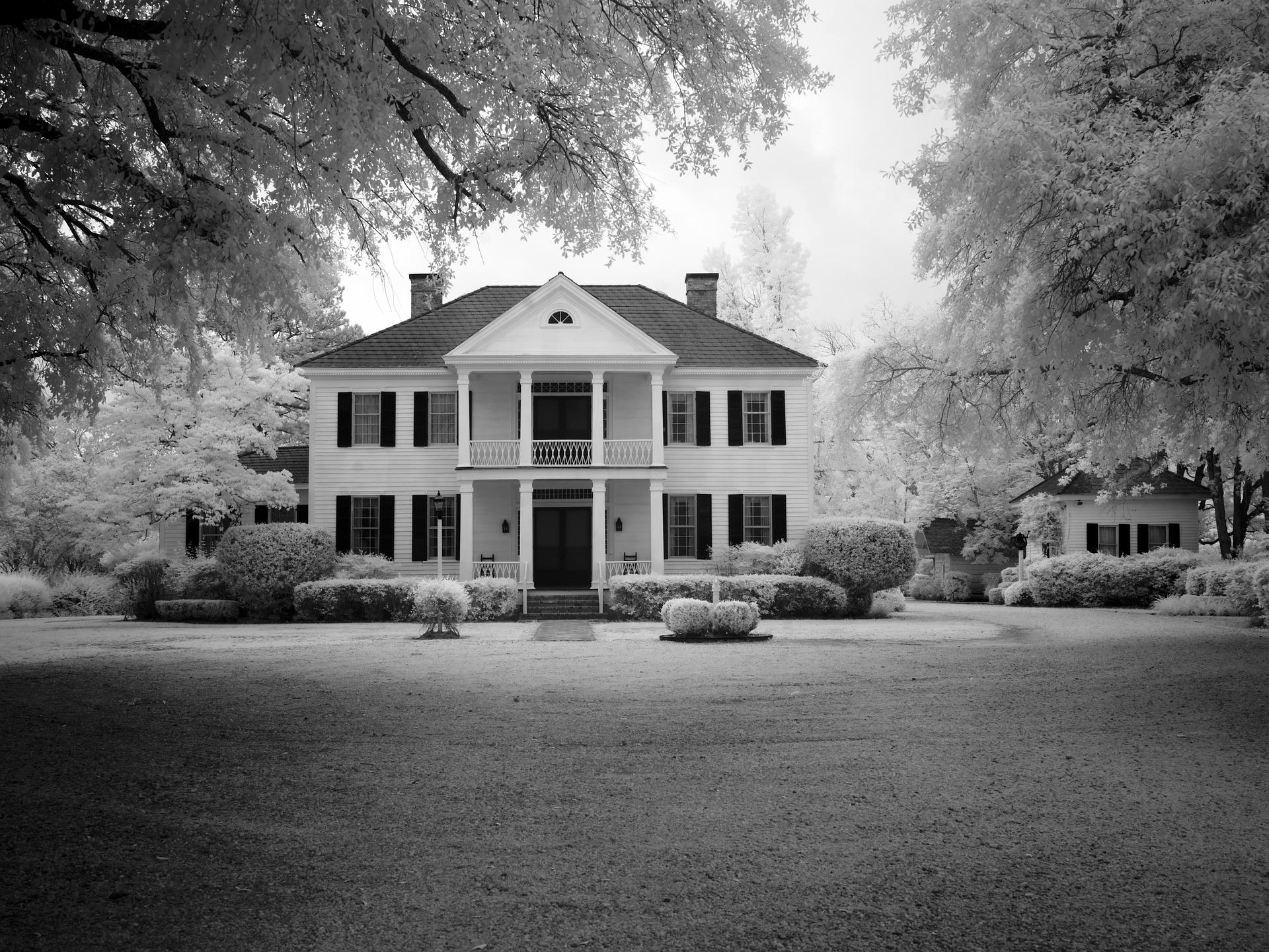 Güzel bir villa