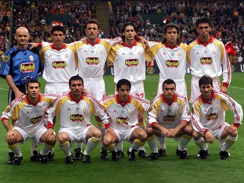 Galatasaray UEFA Kupası kadrosu
