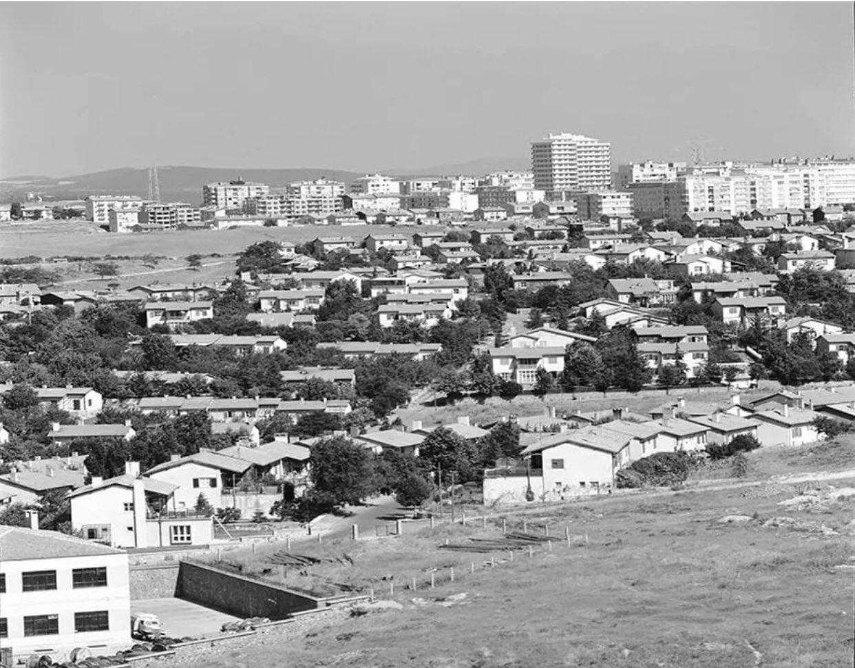 Eski İstanbul 1960 yılı