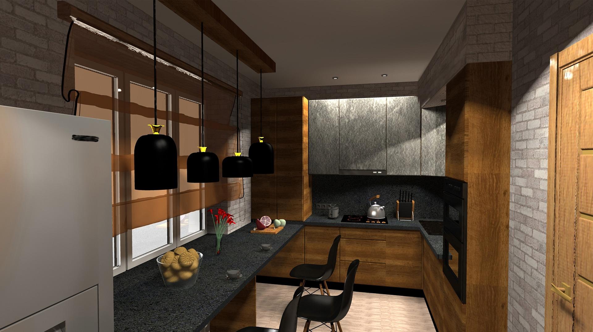 Yeni nesil mutfak tasarımı