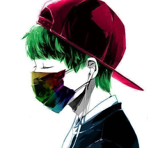 Twitter anime profil resmi