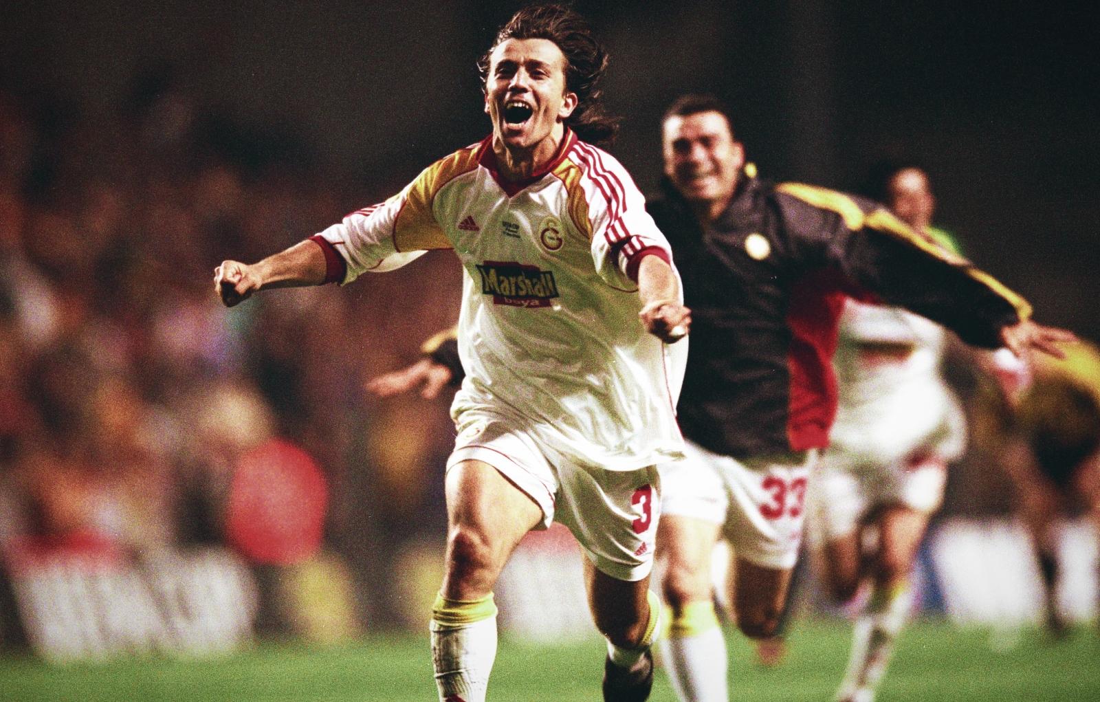 Galatasaray UEFA Kupası zaferi