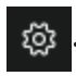 Spotify ayarlar menü ikonu