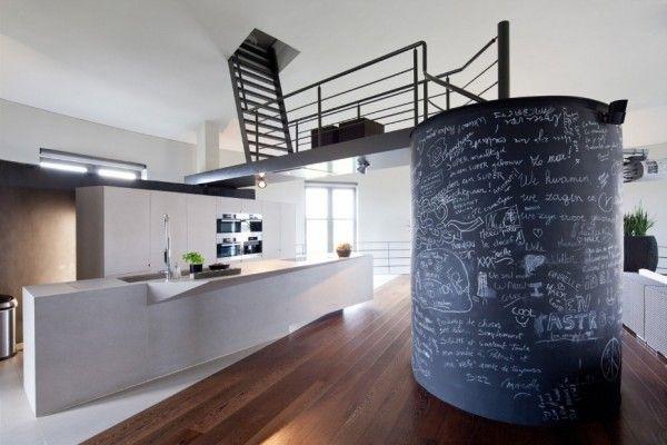 İlginç tasarım evler