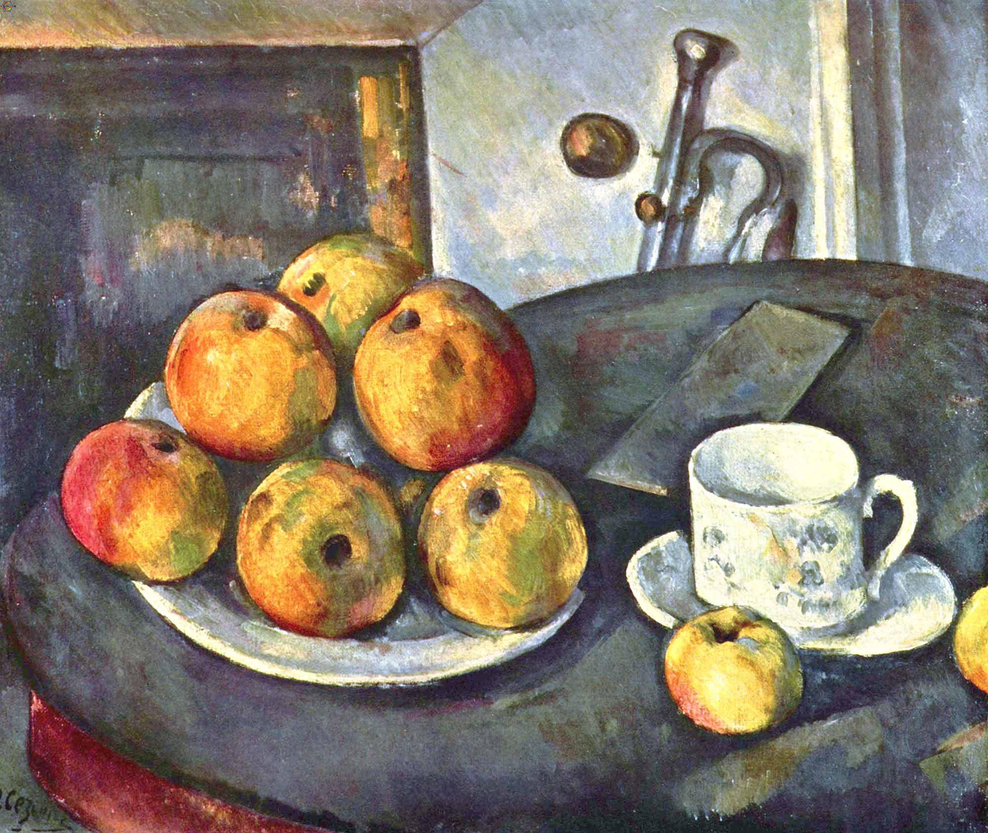 ünlü türk ressamların meyve tabloları